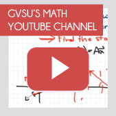 GVSU'S Math YouTube Channel